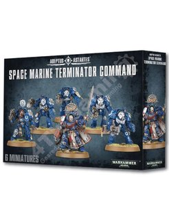 *Space Marine Terminator Command