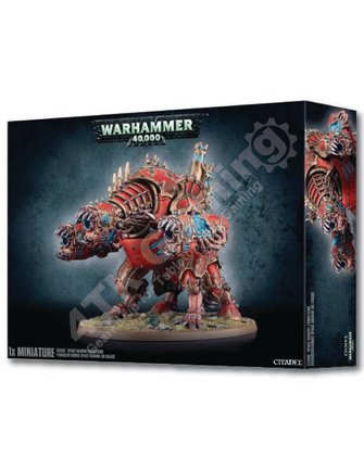 Games Workshop Chaos Space Marine Forgefiend