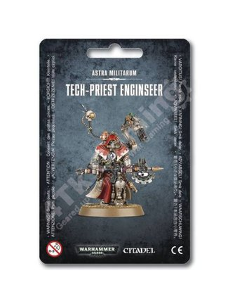 Games Workshop Astra Militarum Tech-Priest Enginseer