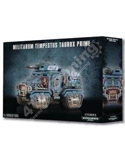 # Militarum Tempestus Taurox Prime