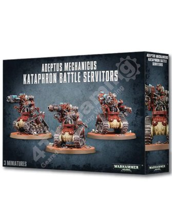 Games Workshop Ad Mech Kataphron Battle Servitors