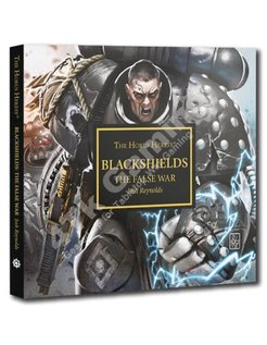 Hh:Blackshields: The False War (Audiobk)