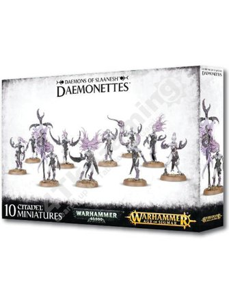 Games Workshop Daemonettes Of Slaanesh
