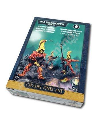 Games Workshop # Eldar Fire Dragons