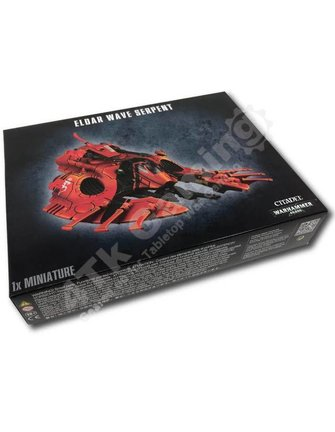 Games Workshop Eldar Wave Serpent