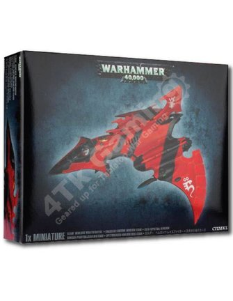 Games Workshop Eldar Hemlock Wraithfighter