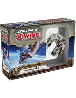 Punishing One Expansion Pack: X-Wing Mini Game