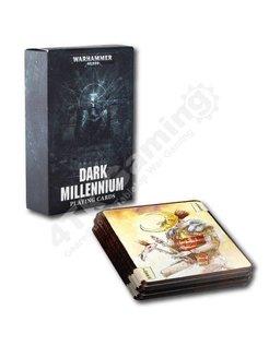 Dark Millenium Poker Cards