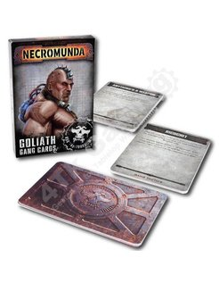 Goliath Gang Cards