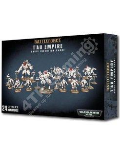 Battleforce: T'Au Empire Rapid Insertion Cadre