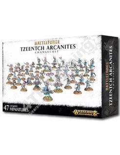Battleforce: Tzeentch Arcanites Changecult