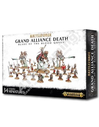 Age Of Sigmar Battleforce: Blade Of The Blood Queen