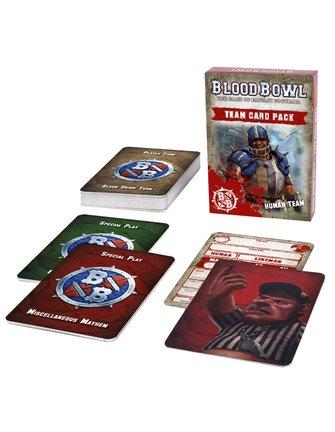 Blood Bowl Blood Bowl: Human Team Card Pack