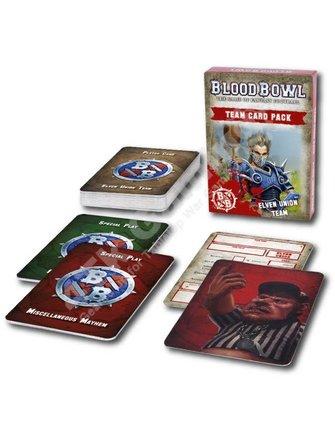 Blood Bowl Blood Bowl: Elven Union Cards