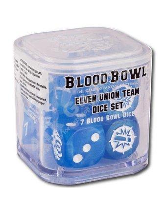 Blood Bowl Blood Bowl: Elven Union Dice Set