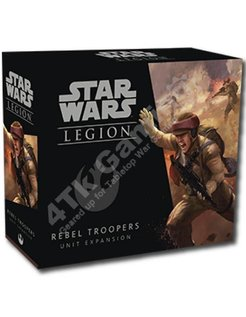 Rebel Troopers Unit: Star Wars Legion Expansion