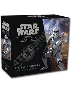 Stormtroopers Unit: Star Wars Legion Expansion