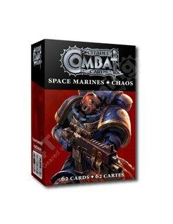 Citadel Combat Cards: S/Marines + Chaos