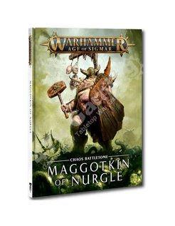 Battletome: Maggotkin Of Nurgle (Hb)