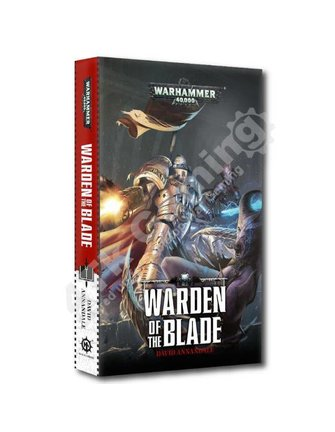 Black Library Warden Of The Blade (Pb)