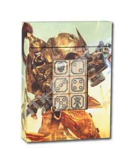 Warhammer 40000: Adeptus Custodes Dice