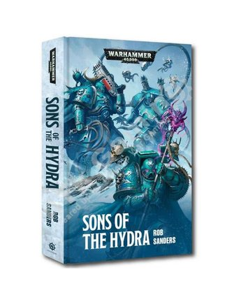 Black Library Alpha Legion: Sons Of The Hydra (Hb)
