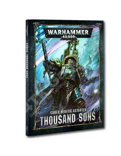 Codex: Thousand Sons (Hb)