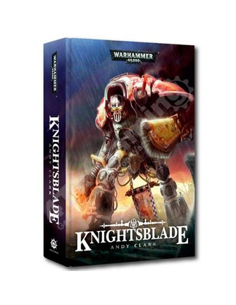 Black Library Knightsblade (A5 Hb)