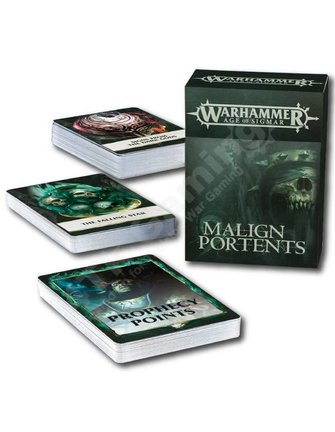 Age Of Sigmar Age Of Sigmar: Malign Portents Cards