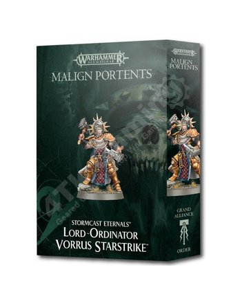 Age Of Sigmar Lord-Ordinator Vorrus Starstrike