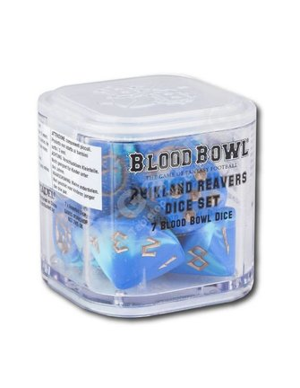 Blood Bowl #Reikland Reavers Dice Set