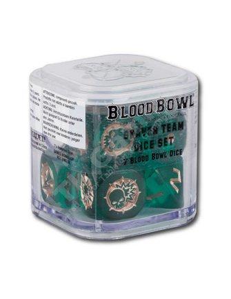 Blood Bowl Skaven Team Dice Set