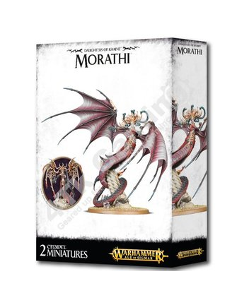 Age Of Sigmar Daughters Of Khaine Morathi