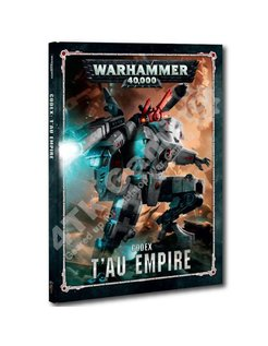 Codex: T'Au Empire (Hb)
