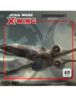 X-Wing Tournament - April 8th