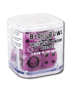 Blood Bowl Underworld Denizens Dice