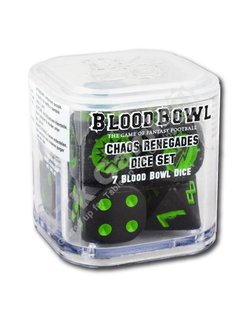 Blood Bowl Chaos Renegades Dice