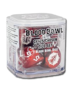 Blood Bowl Chaos Chosen Dice