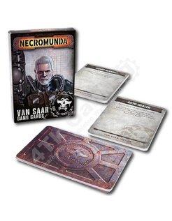 #Necromunda: Van Saar Gang Cards