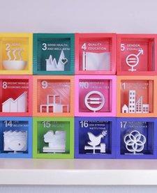 SDG Cube