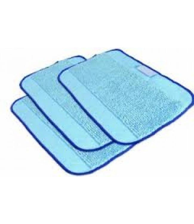iRobot Lot de 3 tissus en microfibre pour le nettoyage humide