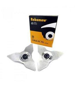Robomow 2 Kits de lames pour RS/TS/MS