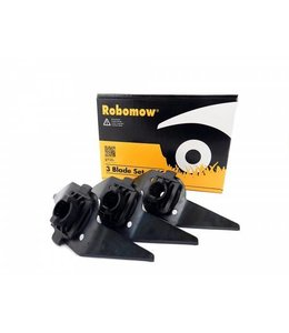 Robomow 3 lames de coupe basse RM/RL