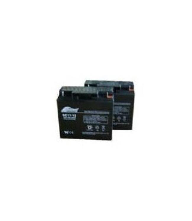 Robomow Jeu de 2 batteries pour RL 2000 (20Ah)
