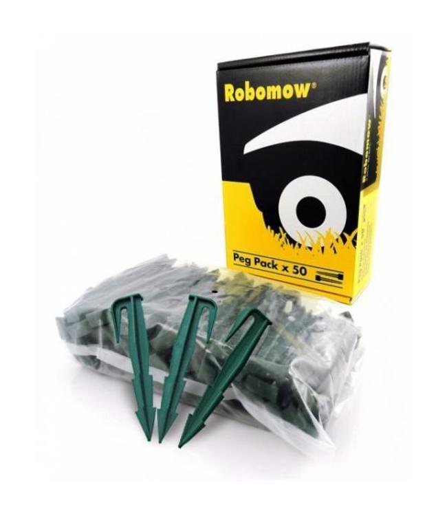 Robomow Pack of 50 pegs