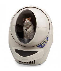 Litter-robot III Open-Air Demo model