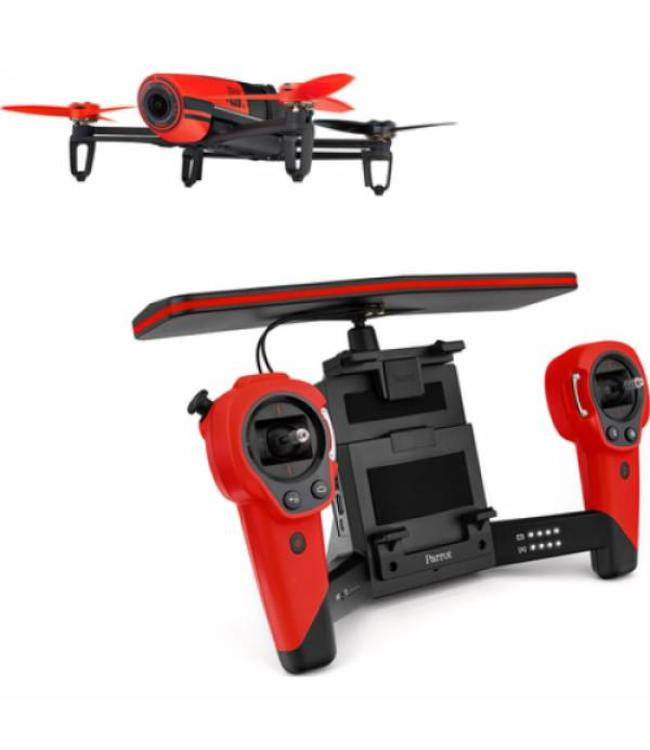 Parrot BeBop Drone + Skycontroller Rouge