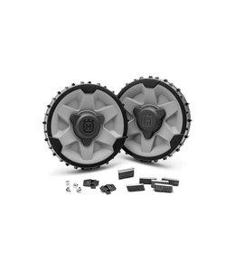 Husqvarna Kit roues arrière (roues et balais) / 310, 315
