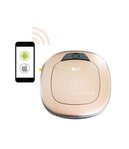 LG Electronics ASPIRATEUR ROBOT LG VR9627PG HOM-BOT SQUARE CONNECTÉ