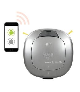 LG Electronics VSR9640PS  (WIFI + HOMEGUARD huisbewaking)